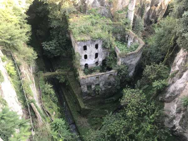 Old Mill in Sorrento
