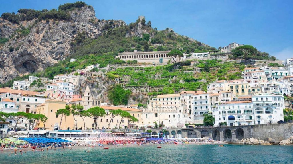 Visiting Amalfi Coast towns guide
