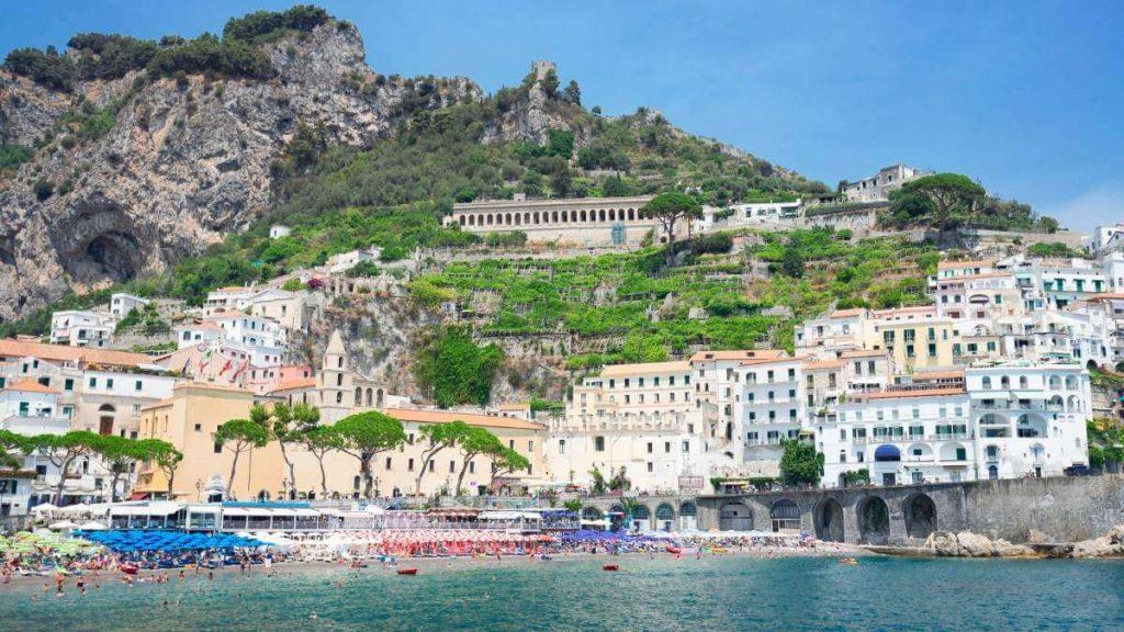Visiting Amalfi Coast towns guide