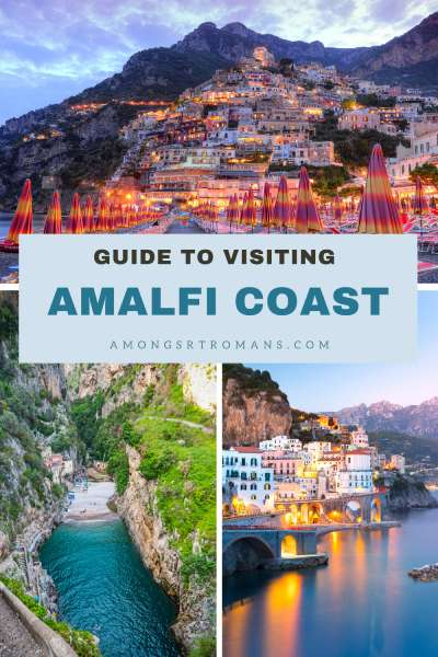 Guide to visiting Amalfi Coast towns