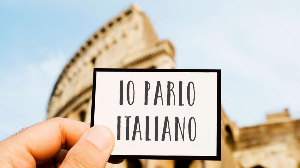 italian phrases for travellers