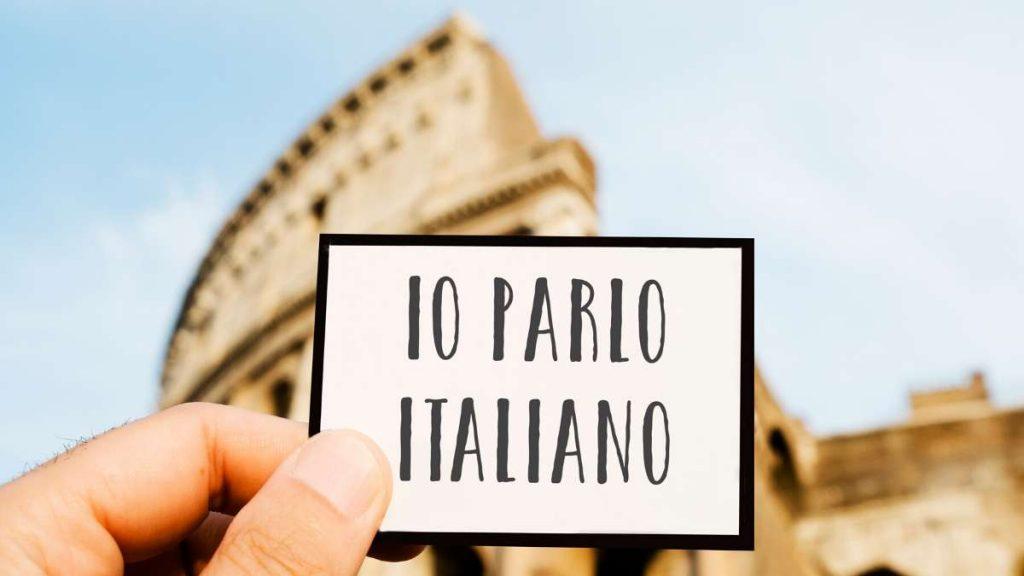 italian phrases for travellers