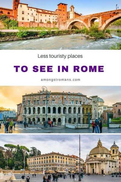 12 Amazing attractions in Rome away from the crowds 4